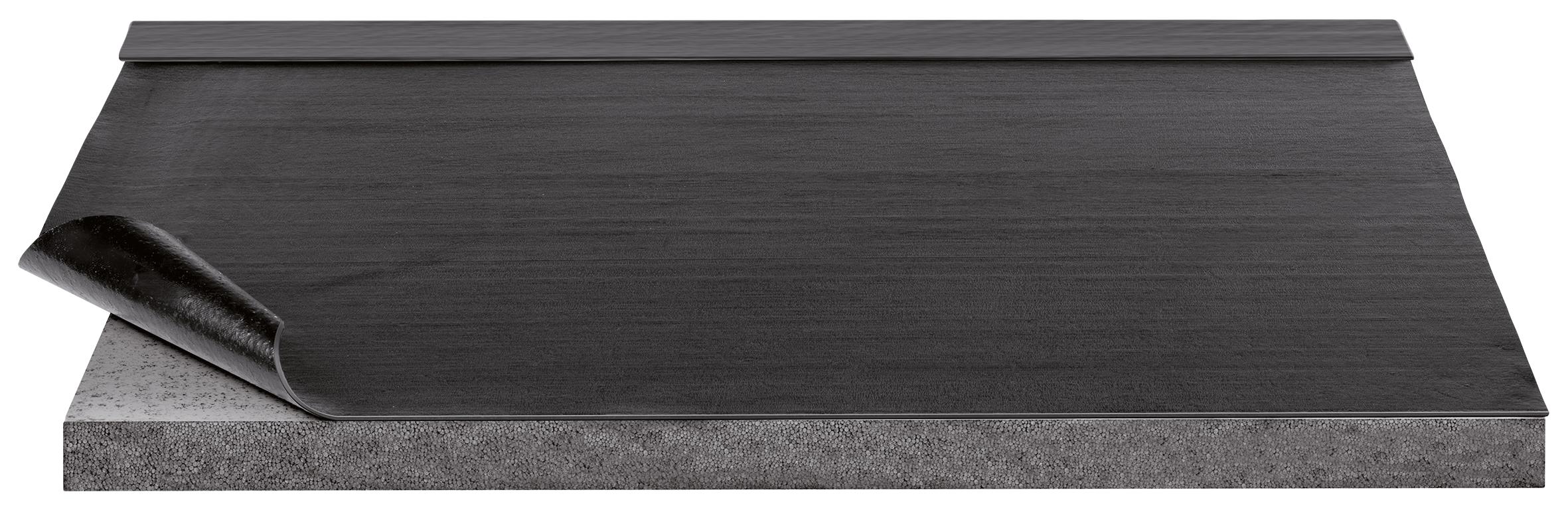 pannello in eps neopor impermeabilizzante e isolante per coperture tetti Fopan EPS Dark nuova fopan