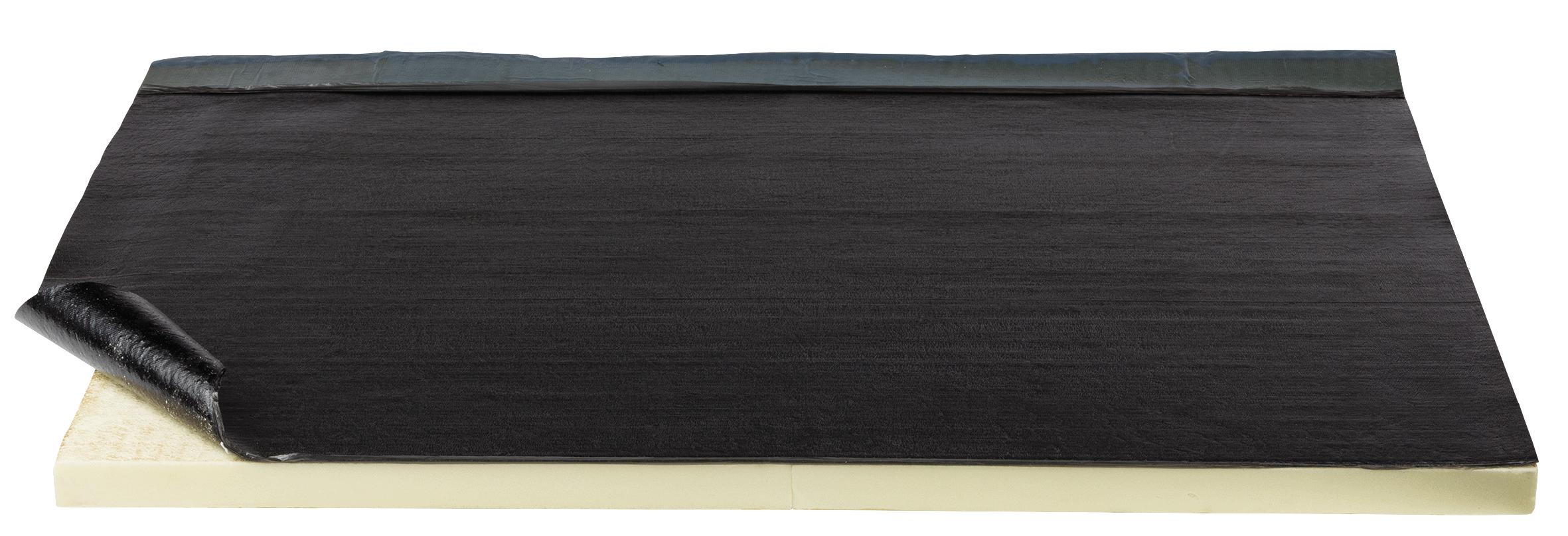 pannelli in poliuretano espanso per isolamento coperture con guaina ardesiata Fopan_PIR nuova fopan