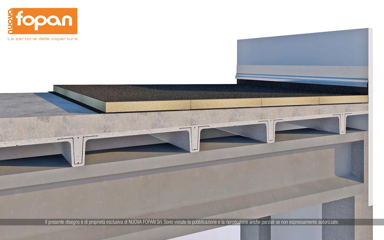 Copertura In Legno Dwg : Coperture dwg particolari costruttivi tetto coibentato nuova fopan